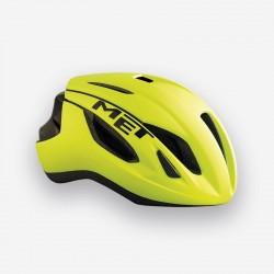 MET Strale | Road Bike Helmet | Yellow | Free Delivery | £62.50