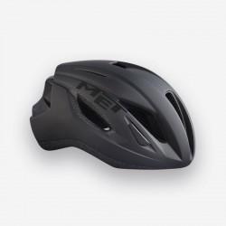 MET Strale | Road Bike Helmet | Black | Free Delivery | £62.50