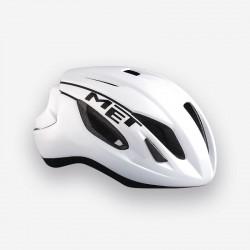 MET Strale | Road Bike Helmet | White | Free Delivery | £62.50