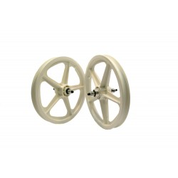 "White Skyway Tuff | 16"" BMX Mag Wheels 