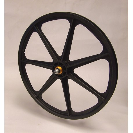 "Graphite Skyway Tuff   24"" BMX Mag Wheels   Sealed Bearings   £279.99"