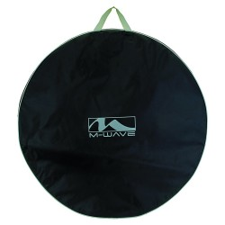 """M-Wave Padded Wheel Bag   Suitable for 26""""-29"""" Wheels   Bikes24-7.com"""