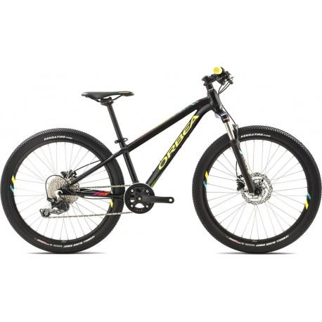 Orbea MX 24 Trail | Mountain Bike | Black Frame | 10 Speed