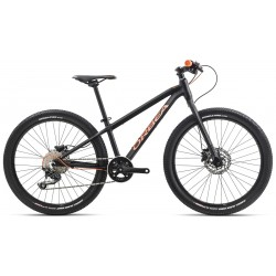 Orbea MX 24 Team Disc | Mountain Bike | Black Frame | 10 Speed | £399