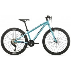 Orbea MX 24 Team | Mountain Bike | Blue Frame | 9 Speed