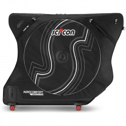 SCICON | Soft Case Aerocomfort 3.0 | TSA Road Bike | Black