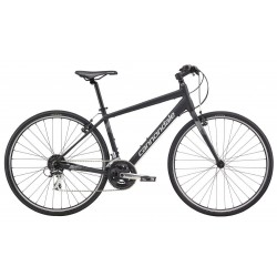 Cannondale Quick 7 | Hybrid Sports Bike | Black Frame | 2017 Model