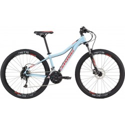 Cannondale Trail Tango 1 | Mountain Bikes | 2017 Grey Frame | Medium