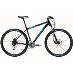 Cannondale Trail 3 | Front Suspension | Mountain Bike | 2017 Black Frame