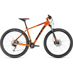 CUBE ACID | Hardtail Mountain Bike | Orange Frame | 2018 Model