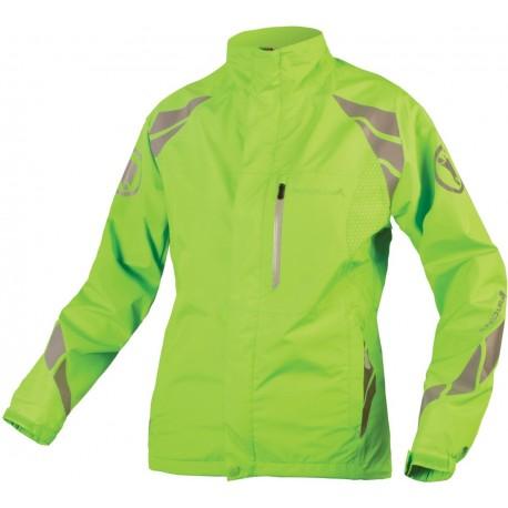 Endura Luminite DL | Womens Green Waterproof Jacket | £64.99