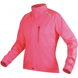 Endura Gridlock 11 | Womens Pink Waterproof Jacket | £59.99