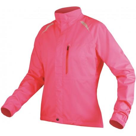 Endura Gridlock 11 | Womens Pink Waterproof Jacket | £59.99