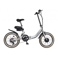 "Viking Hiko Electric Bike | Folding Frame | 20"" Wheel 