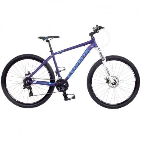 Coyote Shasta | Hardtail Gents Mountain Bike | 24 Speed | Front Suspension