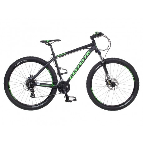Coyote Spokane | Hardtail Gents Mountain Bike | 24 Speed | 650B