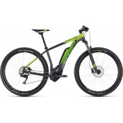 Cube Reaction Pro Hybrid HPA 500 | Electic Bike | 2018 Model | Black/Green