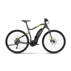 Haibike SDURO Cross 400 | Electric Bike | 2018 Model | Mens Frame