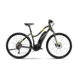 Haibike SDURO Cross 4.0 | Electric Bike | 2018 Model | Womens Frame