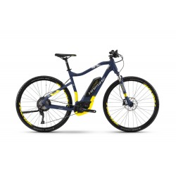 Haibike SDURO Cross 7.0 | Electric Bike | 2018 Model | Mens Frame