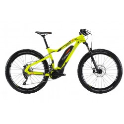 HAIBIKE SD HARDSEVEN 7.0 | ELECTRIC BIKE | GREEN FRAME | 44CM FRAME
