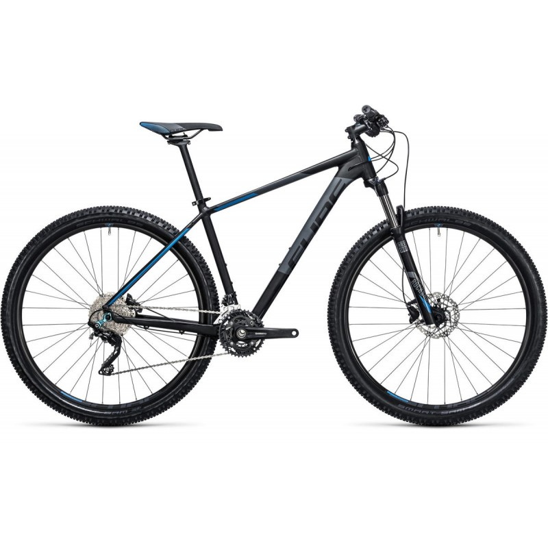Cube Attention   Hardtail Mountain Bike   19\