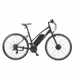 "Lectro Urban Race Ladies E Bike | 21 Speed | 36 V Battery | 27.5"" Wheel 