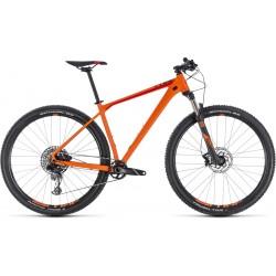 Cube Reaction Race | Mountain Bike | 2018 Red Frame | 29er