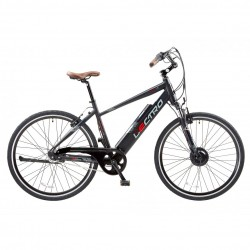 Lectro Urban City | Gents E Bike | 7 Speed | 36 V | Black Frame | Bikes24-7.com
