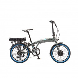 "Lectro Rapide | 36V Electric Bike | 13"" Folding Frame | 8 Speed | Bikes24-7.com"