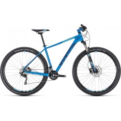Cube Attention SL | Hardtail Mountain Bike | Blue 2018 Frame
