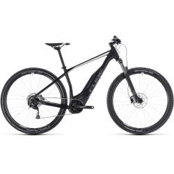 """Cube Acid One HPA 500 Electric Bike   29"""" Wheel   Black and White 2018 Model"""