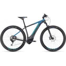 Cube Reaction Hybrid SL 500 | Electric Bike | Black/Blue 2018 Frame