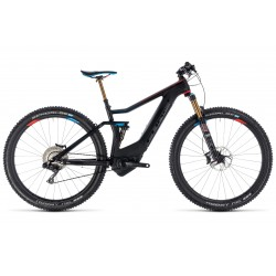 Cube Stereo Hybrid 120 HPC SLT 500 | Electric Bike | 2018 Model