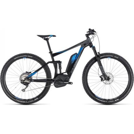 Cube Stereo Hybrid 120 HPC EXC 500 | Electric Bike | 2018 Frame | Bosch Motor