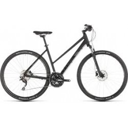 CUBE NATURE EXC | BLACK / GREY | ADULT MOUNTAIN BIKE 2019