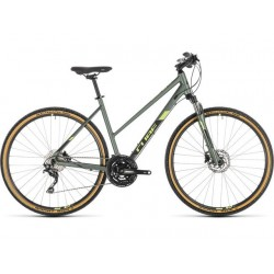 CUBE NATURE EXC | GREEN / BLACK | ADULTS MOUNTAIN BIKE 2019