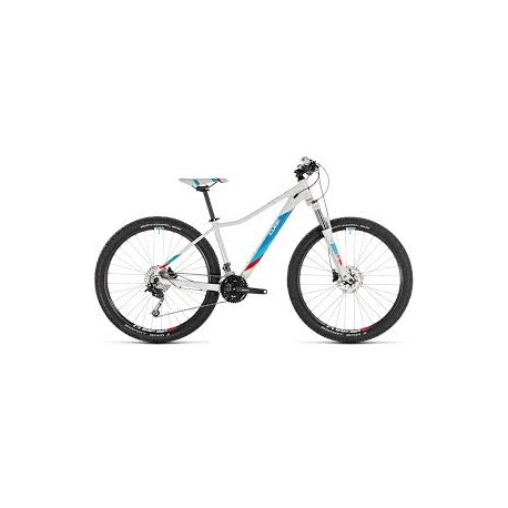 CUBE ACCESS WS PRO | WHITE/BLUE OR PINETREE/GREEN | WOMENS BIKE 2019