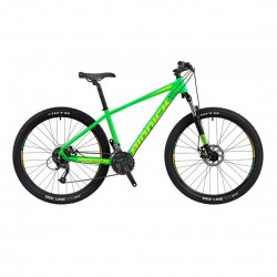 "RIDDICK RD300 | LIME GREEN | 24 SPEED | ADULT MOUNTAIN BIKE | 16"" 18"" 20"""