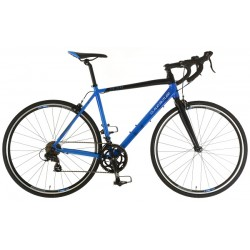 CLAUD BUTLER SAN REMO | 48 53 58CM | BLACK/BLUE | ADULTS ROAD BIKE