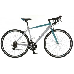 CLAUD BUTLER SAN REMO | 43 48CM | GREY/TEAL| ADULTS ROAD BIKE