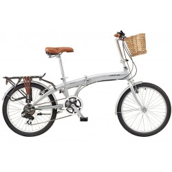 "Viking Westwood | Folding Bike | Racing Green Frame | 11"""
