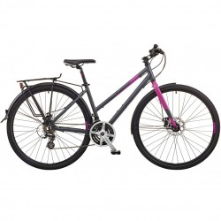 Viking Urban X Ladies Bike | 21 Speed Urban Sports Bike | 700c Wheels | Bikes24-7.com